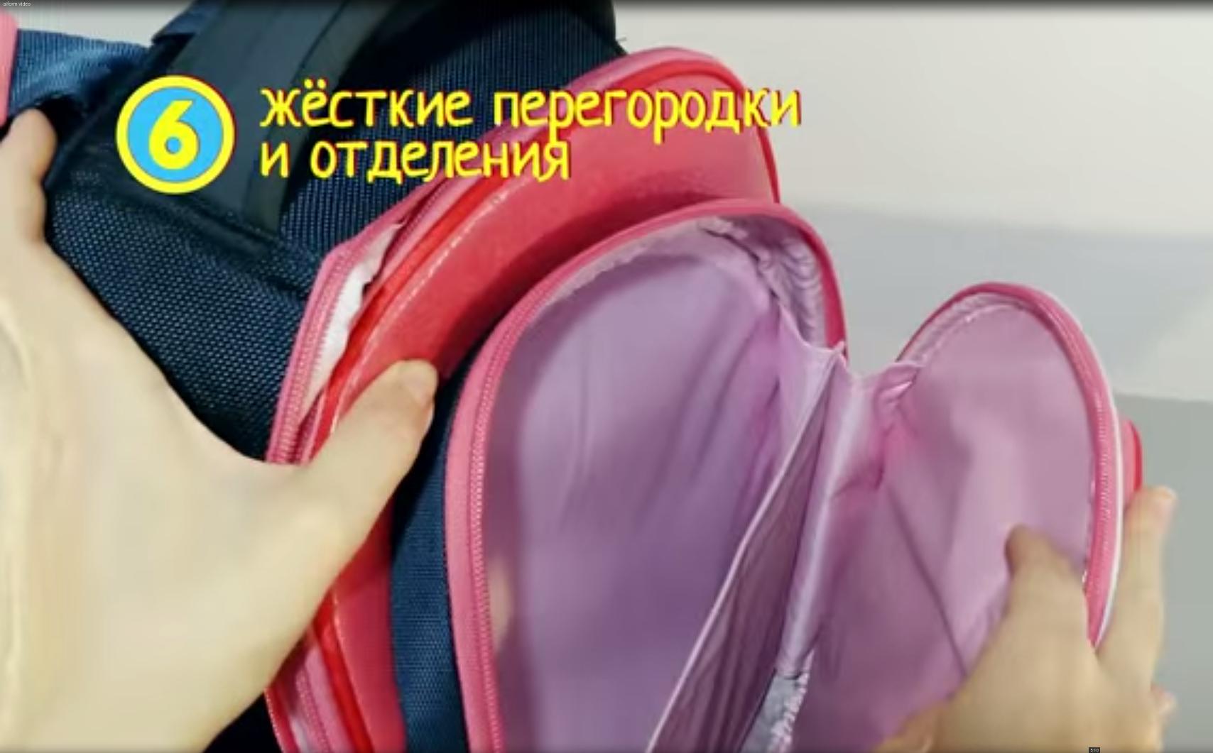 Ранец для первоклассника Hummingbird TK27 Футбол серый с мешком для обуви + пенал, - фото 8