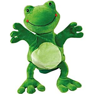 Кукла-перчатка Beleduc Лягушка